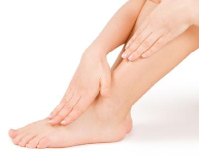 nodul picioare